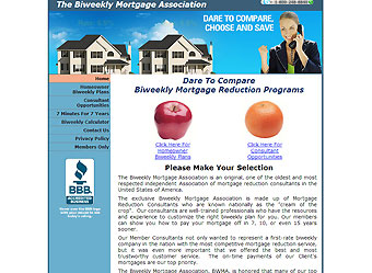 Biweekly Mortgage Association