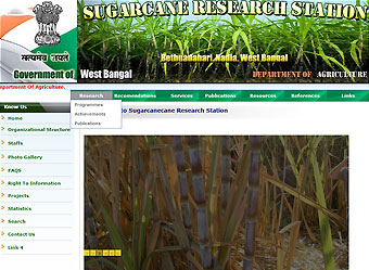 Sugarcane Research Station WB